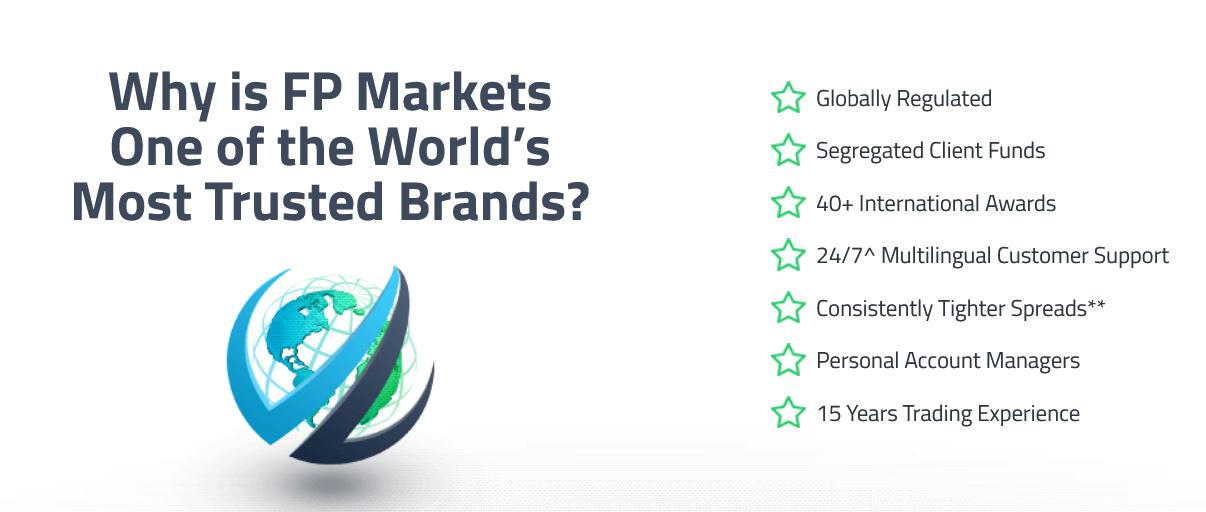 FP Markets Key Features