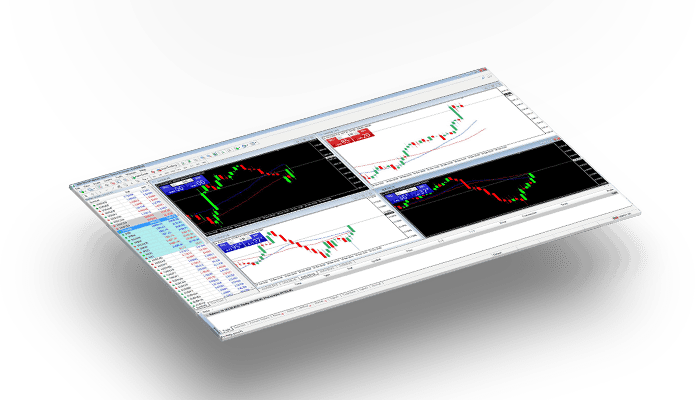 FP Markets Review: MetaTrader Chart Templates