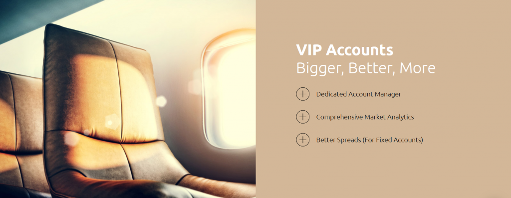 HYCM Review: VIP Account