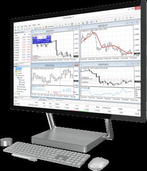 Iron FX MetaTrader 4 Platform