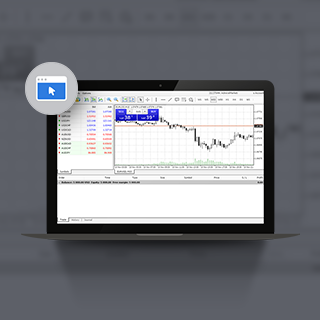 Admiral Markets Review: MetaTrader WebTrader