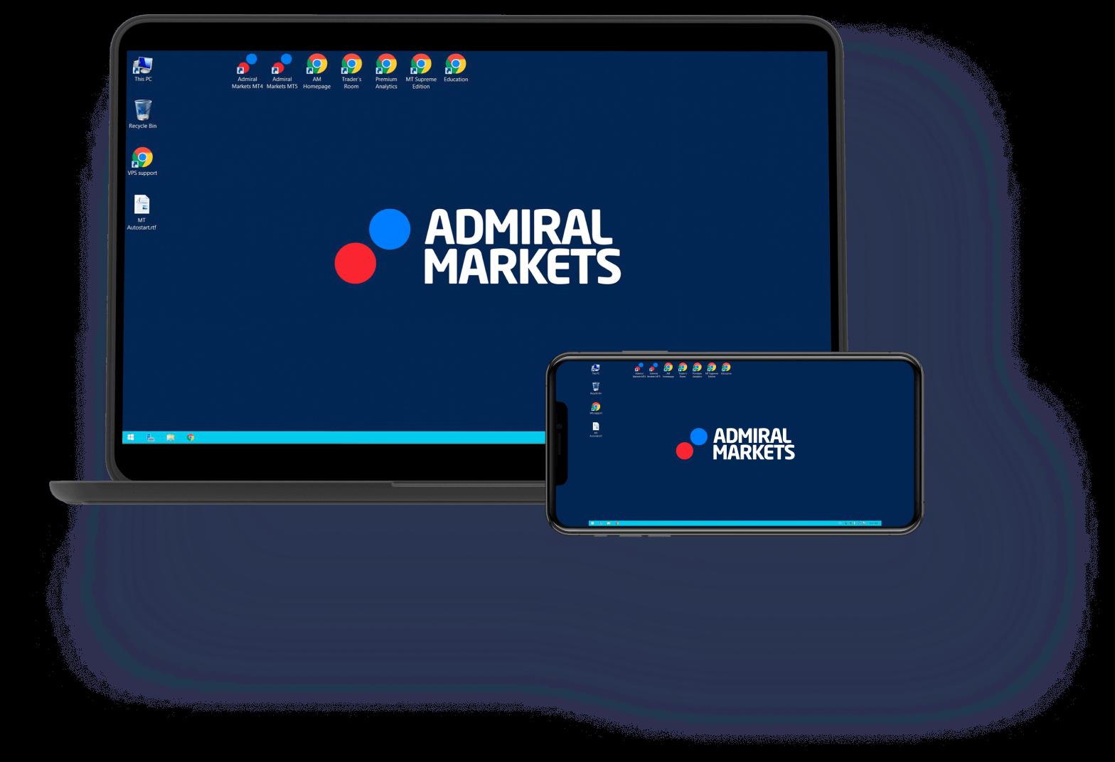 Admiral Markets VPS
