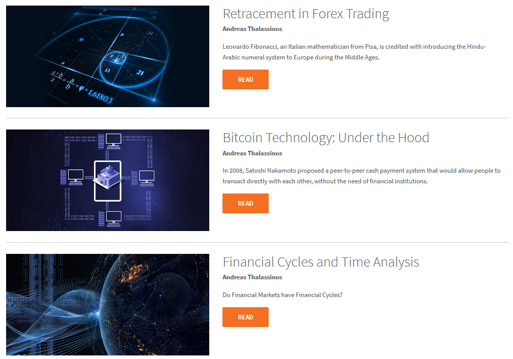 FXTM Review: Articles & Tutorials