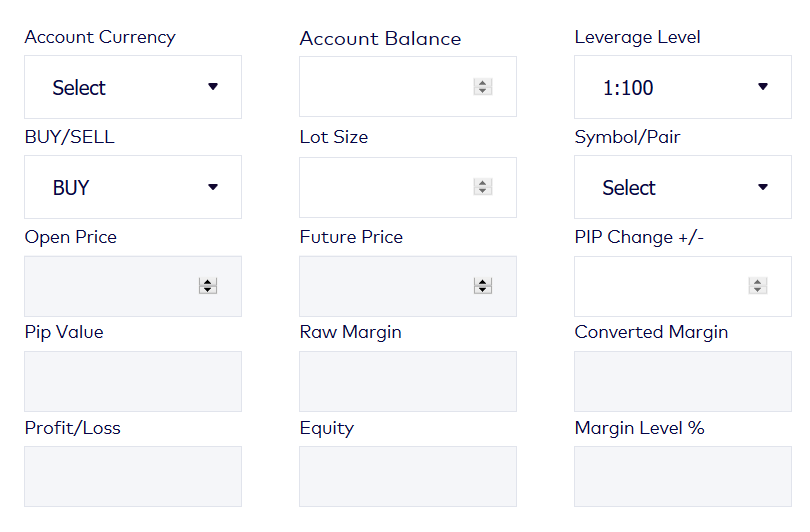 Global Prime Review: FX Pip Calculator