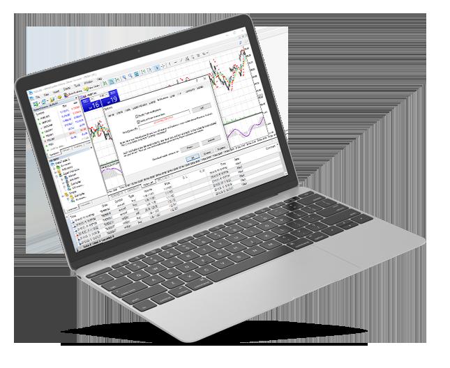 InstaForex MetaTrader 5 (MT5) Trading Platform
