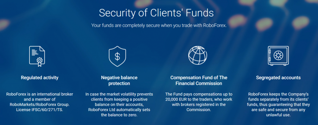 RoboForex Review: Regulation & Security
