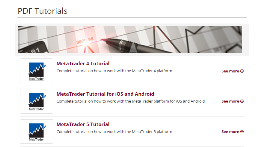 BenchMark Review: Trading Tutorials