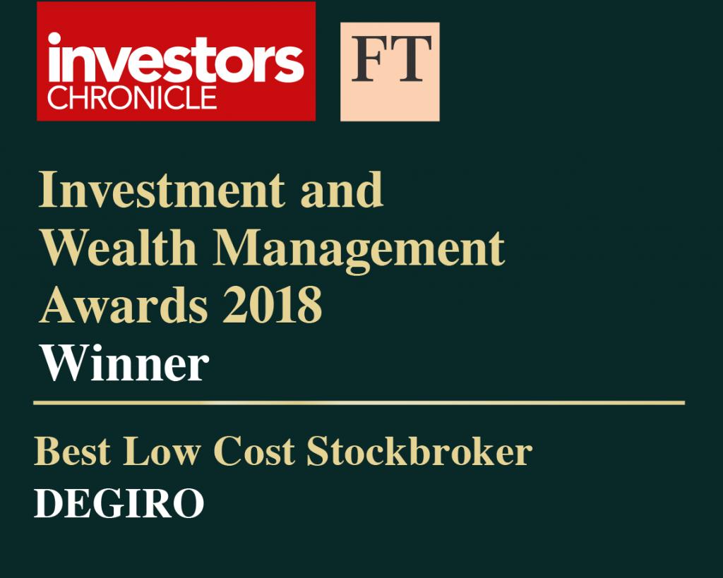 Degiro Review: Award Winning Online Broker