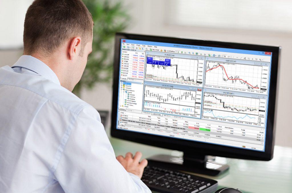 FXGiants Review: MetaTrader 4 (MT4) Trading Platform