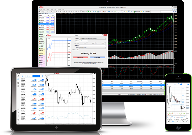 FXGiants Review: Trading Platforms