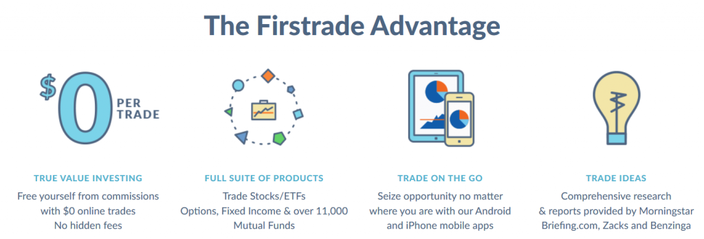 Firstrade Review: Advantages