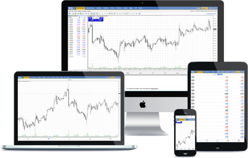 Fusion Markets Review: MetaTrader 4 (MT4) WebTrader