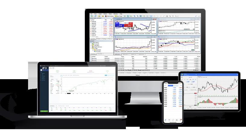 JFD Review: Trading Platforms