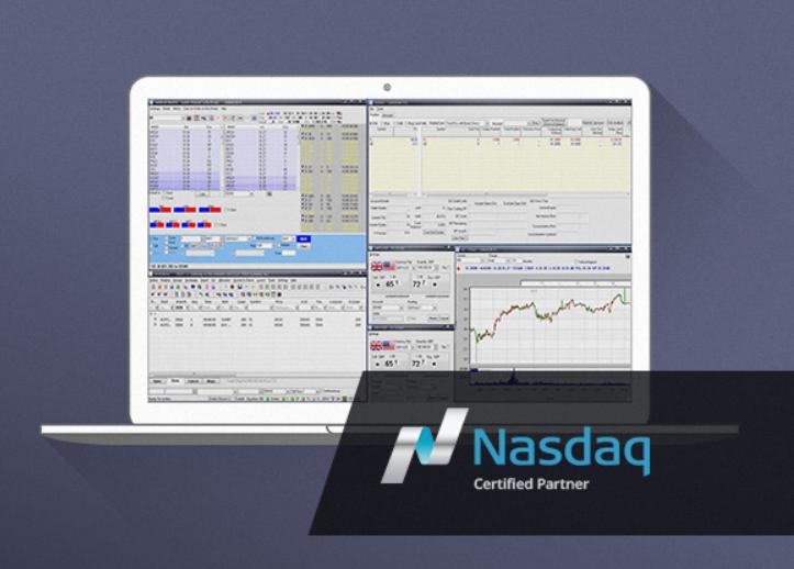 Just2Trade ROX Trading Platform