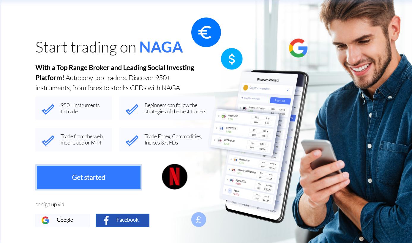 NAGA Sign-Up