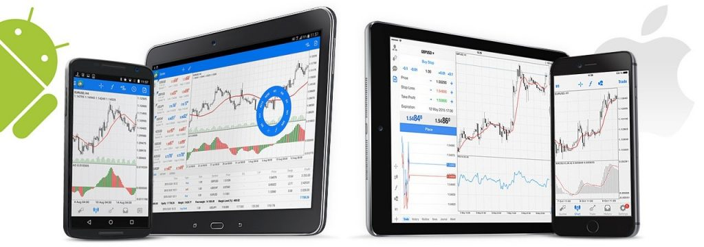 NordFX Review: MetaTrader Mobile