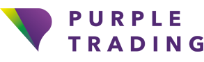 Purple Trading Logo