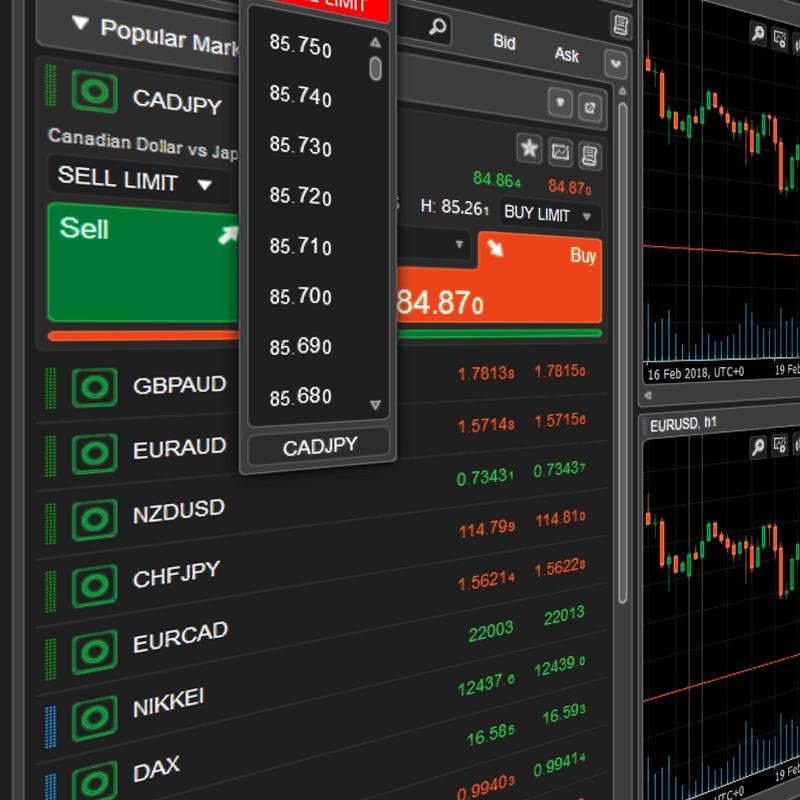Purple Trading Review: cTrader Web Platform