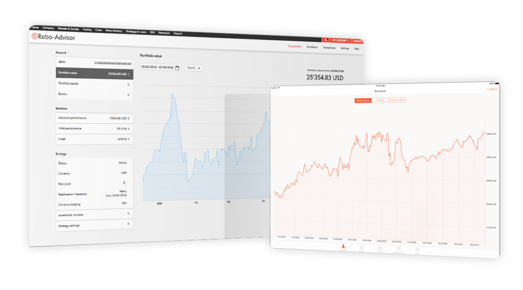 Swissquote Review: Robo-Advisor