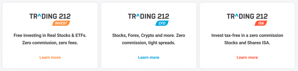 Trading 212 Flexible Trading Accounts