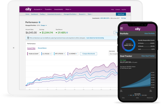 Ally Invest Review: Trading Platforms