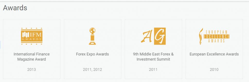 Alpari Review: Awards