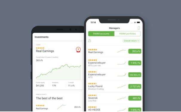 Alpari Review: Invest Mobile App