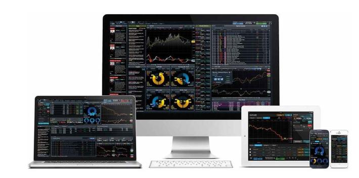 CMC Markets Next Generation Trading Platform