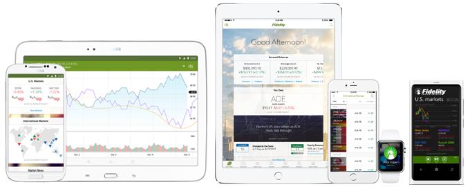 Fidelity Review: Mobile Platform