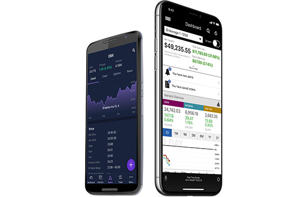 Power E*TRADE Mobile App
