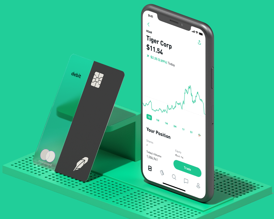 Robinhood Review: Commission Free Online Investing