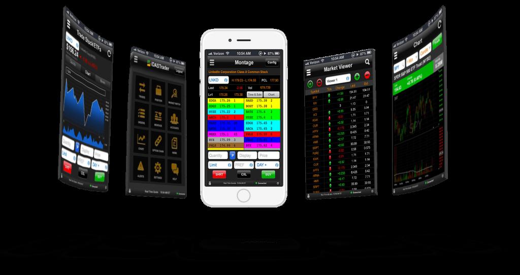 iSPEEDTRADER Platform