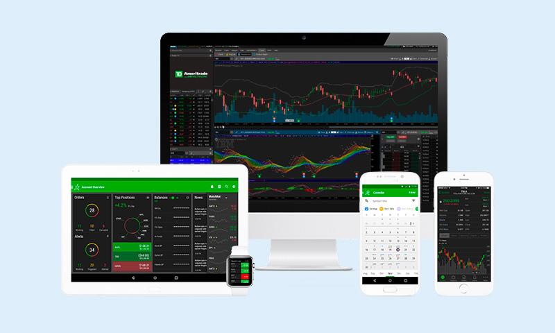 TD Ameritrade Review: Trading Platforms