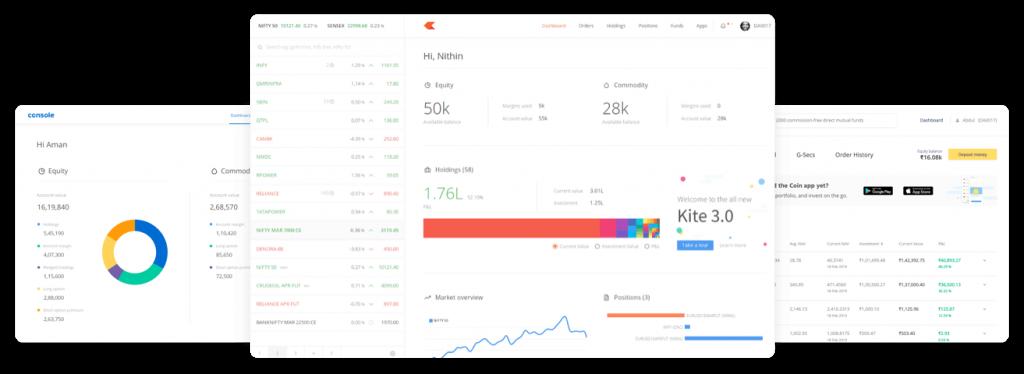 Zerodha Online Brokerage