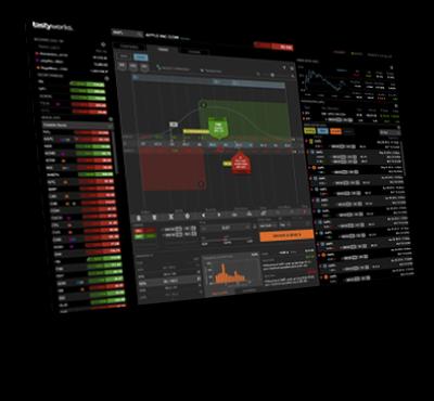 tastyworks Desktop Trading Platform