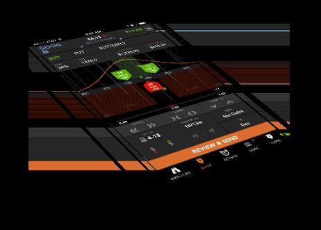 tastyworks Mobile Trading Platform