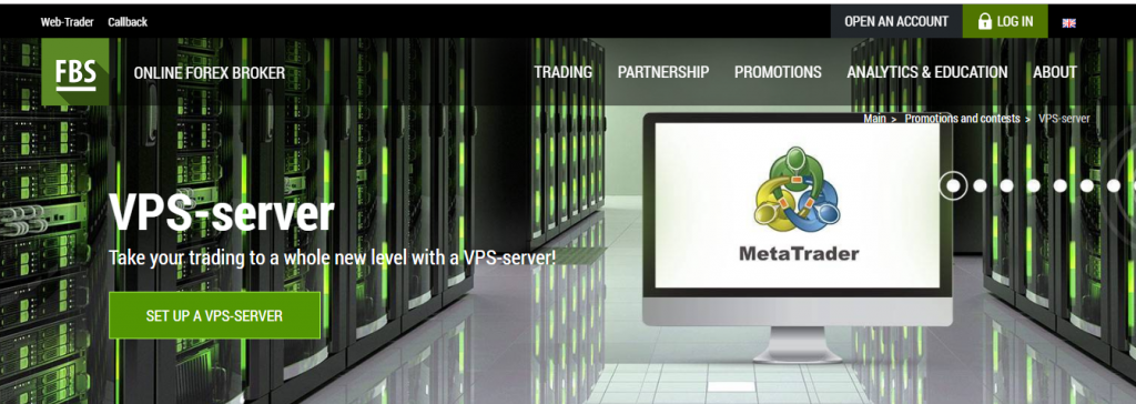 FBS Review: Virtual Private Server (VPS)
