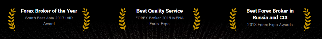 Forex4you Review - Awards