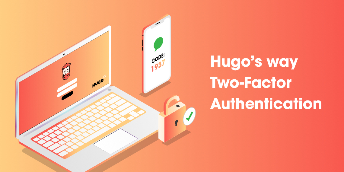 Hugo's Way Two Factor Authentication