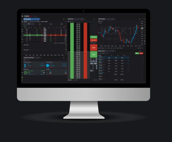 Infinox Review: CQG Trading Platform