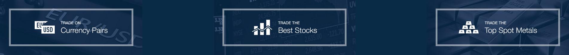 PaxForex Trading Instruments