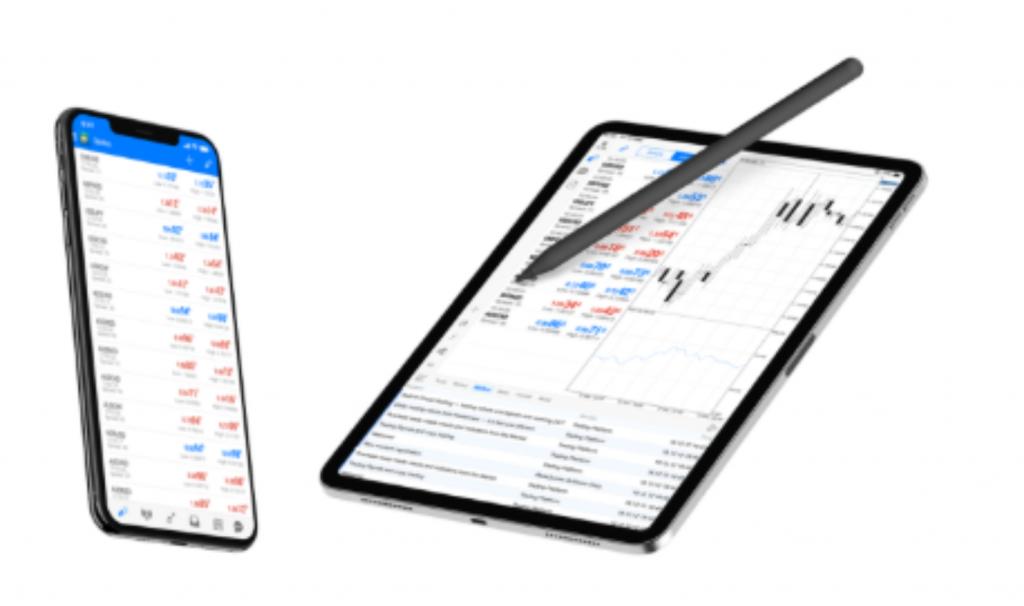 ETFinance Review: MT4 Mobile Trading App