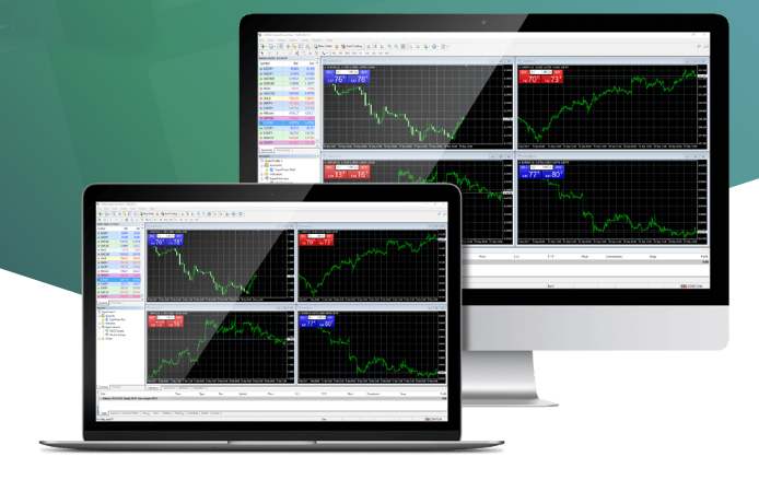 SuperForex Review: MT4 Trading Platform