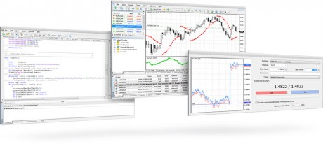 FirewoodFX Review: MetaTrader 4 Desktop Platform