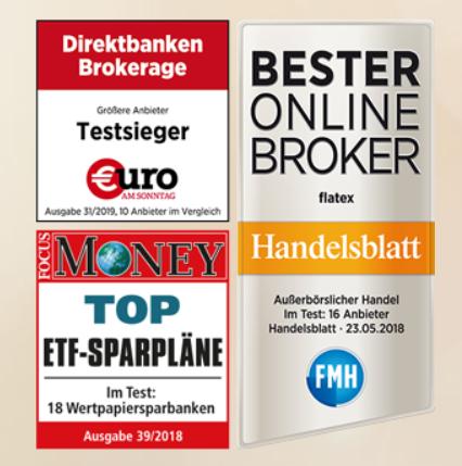Flatex Review: Broker Awards