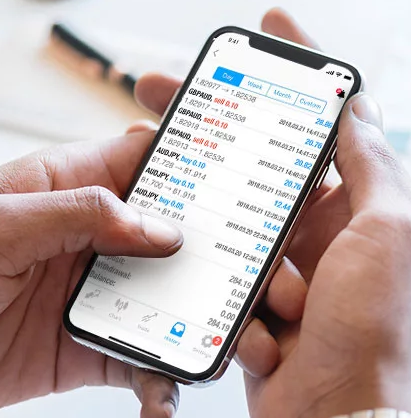 MultiBank Review: MT4 Mobile Trading App