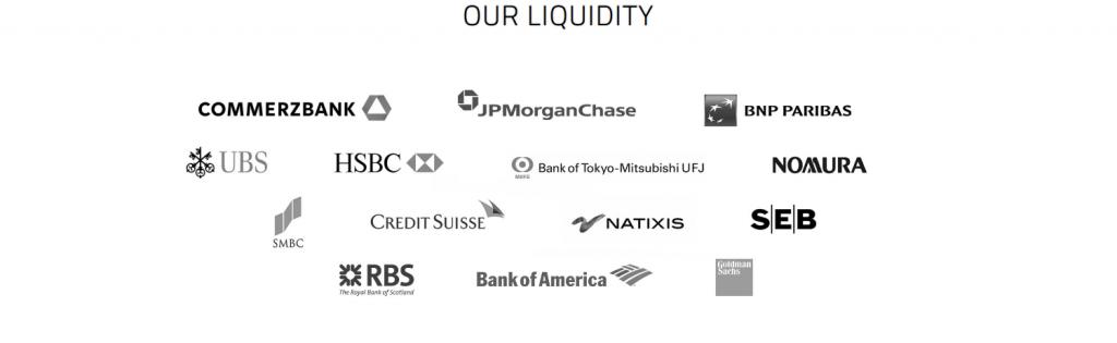 Titan FX Review: Liquidity Providers