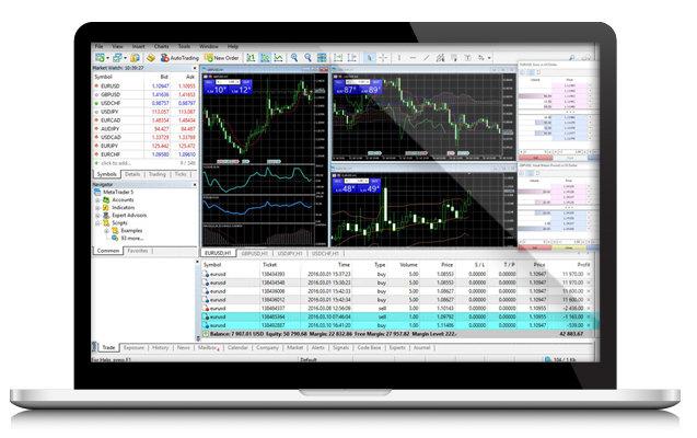 XBTFX Review: MetaTrader 5 Platform