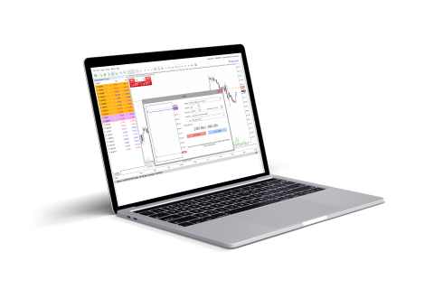 ACY Securities MT4 Web Platform