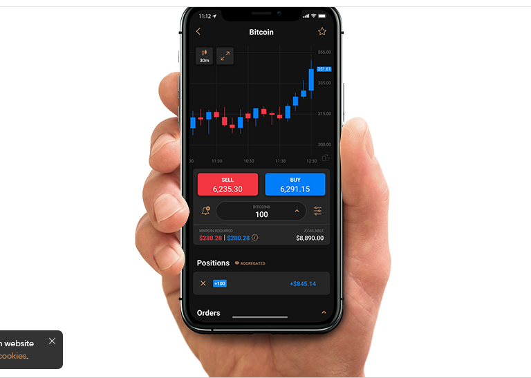 Capital Review: Mobile Trading App